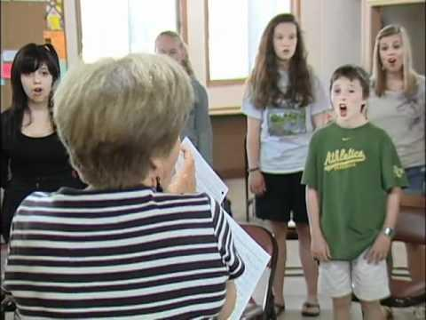 Children's Chorus Video